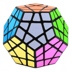 ShengShou 6 Magic Cubes Bundle - Skewb, Megaminx, Pyraminx, Mastermorphix, SQ-1, Magic Snake