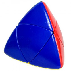 ShengShou Pillowed Pyramorphix Stickerless