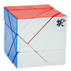 DaYan Tangram Cube Stickerless