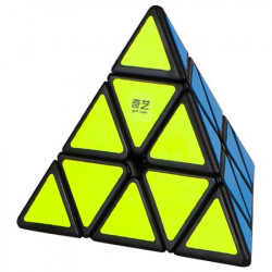 QiYi QiMing Pyraminx Black