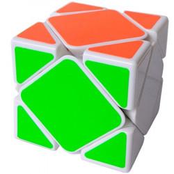 ShengShou Aurora Skewb Cube White