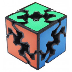 Lin Hui Gear cube 3×3 Black
