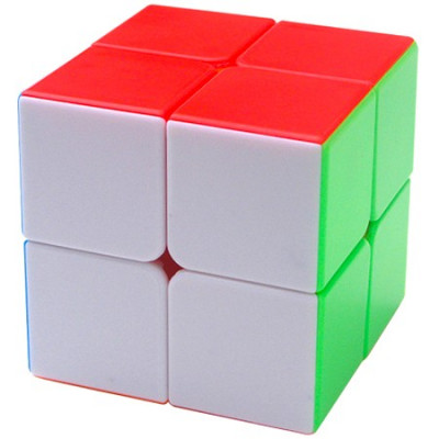 ShengShou Rainbow 2x2 Stickerless