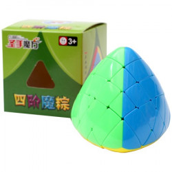ShengShou Megamorphix 4x4 Stickerless