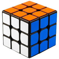 YJ GuanLong Plus 3x3 Black