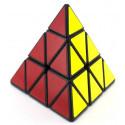 YJ GuanLong Pyraminx Black
