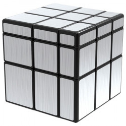 QiYi 3x3 Mirror Blocks Silver