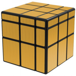 QiYi 3x3 Mirror Blocks Gold