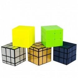 QiYi 3x3 Mirror Blocks Silver