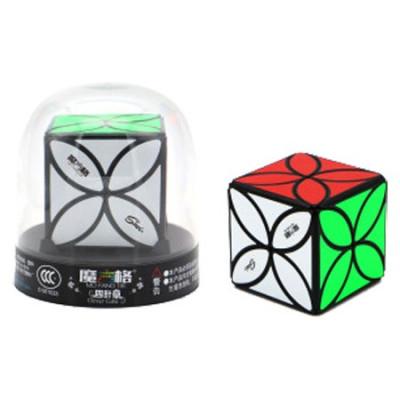 QiYi Clover Cube Black