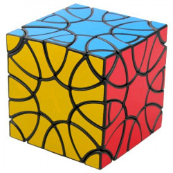 VeryPuzzle Clover Cube Black