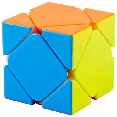 Cyclone Boys Magnetic Skewb Stickerless