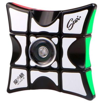 QiYi 1x3x3 Spinner Cube Black