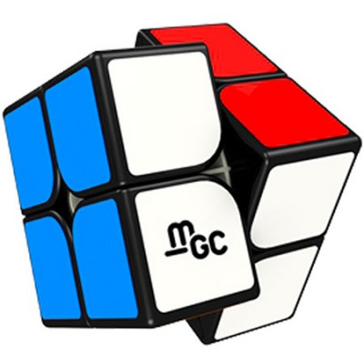YJ MGC Magnetic 2x2 Black