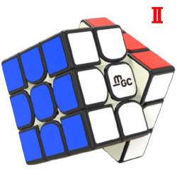 YJ MGC3 II Magnetic 3x3 Black