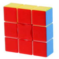 YongJun 1x3x3 Super Floppy Cube Stickerless