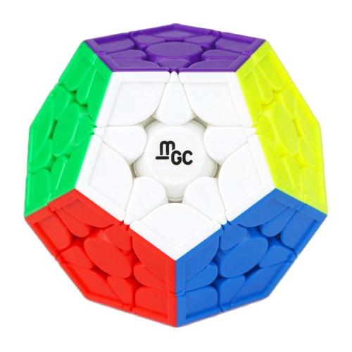 YJ MGC Megaminx Stickerless