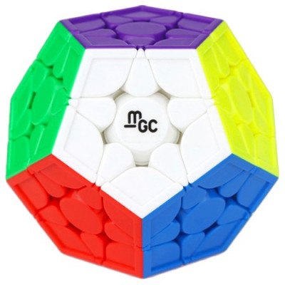 YJ MGC Magnetic Megaminx Stickerless