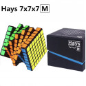 YuXin Hays 7x7 Magnetic Black