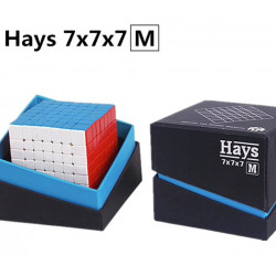 YuXin Hays 7x7 Magnetic Stickerless