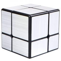 QiYi 2x2 Mirror Cube Silver