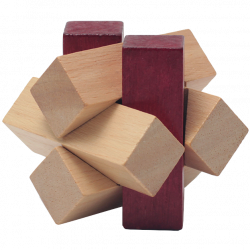Wooden Knot - Wooden Puzzle 10