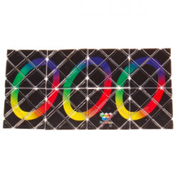 LingAo Magic Panel 8pcs Black