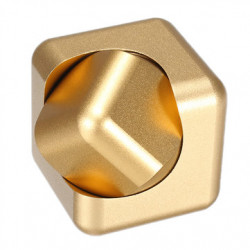 Magic Fidget Cube Gold