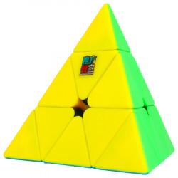 MoFang JiaoShi MeiLong Pyraminx Stickerless
