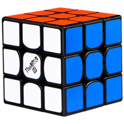 QiYi Valk3 Magnetic  3x3 Black
