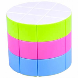 Z Cube Cylinder 3x3 Cube...