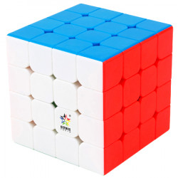 YuXin Little Magic 4x4 Magnetic Stickerless