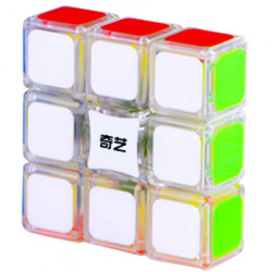 QiYi 1x3x3 Super Floppy Cube Transparent