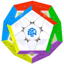 GAN Megaminx Stickerless