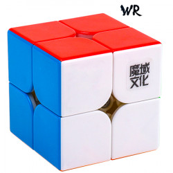 MoYu WeiPo 2x2 WR Stickerless