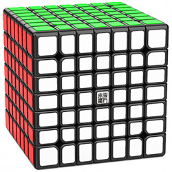 YJ YuFu 7x7 V2 Magnetic Black