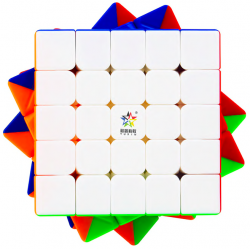 YuXin Huanglong 5x5 Magnetic Stickerless