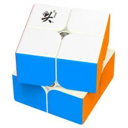 DaYan TengYun 2x2 Magnetic Stickerless