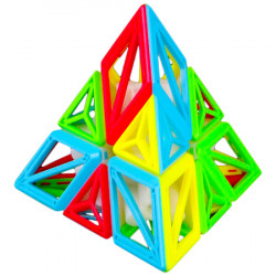 QiYi DNA Pyraminx Stickerless
