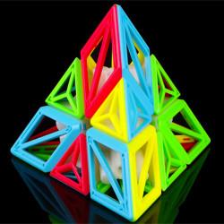 QiYi DNA Pyraminx Stickerless