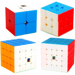 MFJS Meilong Gift Box - 2x2, 3x3, 4x4, 5x5 Bundle