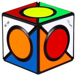QiYi Six Spot Cube Black