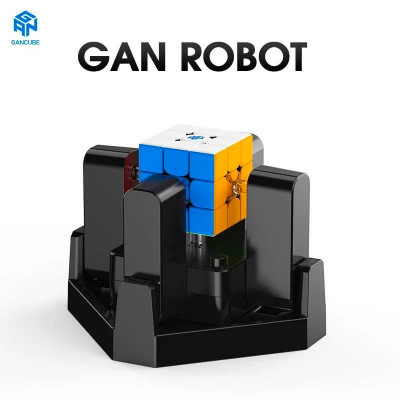 GAN Robot Black