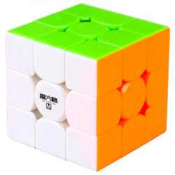 QiYi WuWei Magnetic 3x3 Stickerless