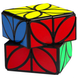QiYi Clover Cube Plus Black