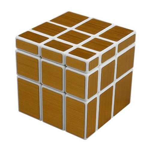 ShengShou Mirror Cube Gold (White)