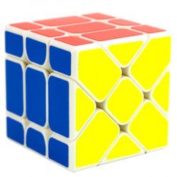YJ Fisher Cube V2 3x3 Black